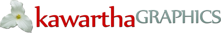 Kawartha Graphics Logo